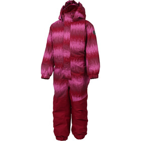 Color Kids Klement Gefütterter Coverall Kinder raspberry